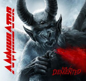 Annihilator Album Cover
