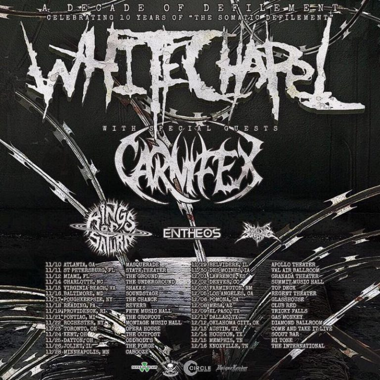 Feature Image Whitechapel 2017 tour